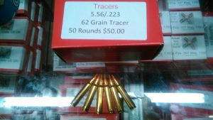 .223 / 5.56N X-Fire 62gr tracer