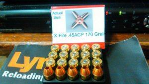 X-Fire 45ACP
