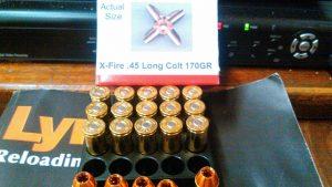 X-Fire 45 Colt