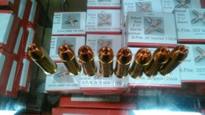 .38 Special X-Fire